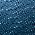 hex blue smoke perfromance fabric