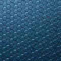 hex blue smoke perfromance fabric