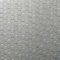 hex silver perfromance fabric