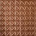 Pyramid Copper_custom embossing fabric