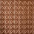 Pyramid Copper_custom embossing fabric