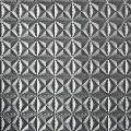 Pyramid Smoke_custom embossing fabric